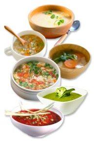 Maquinas-Equipos p/Fabricar Sopas-Caldos-Cremas-Purés-Vegetales